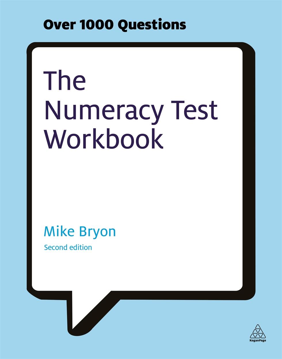 The Numeracy Test Workbook (9780749462079)