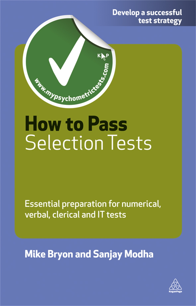 How to Pass Selection Tests (9780749462116)