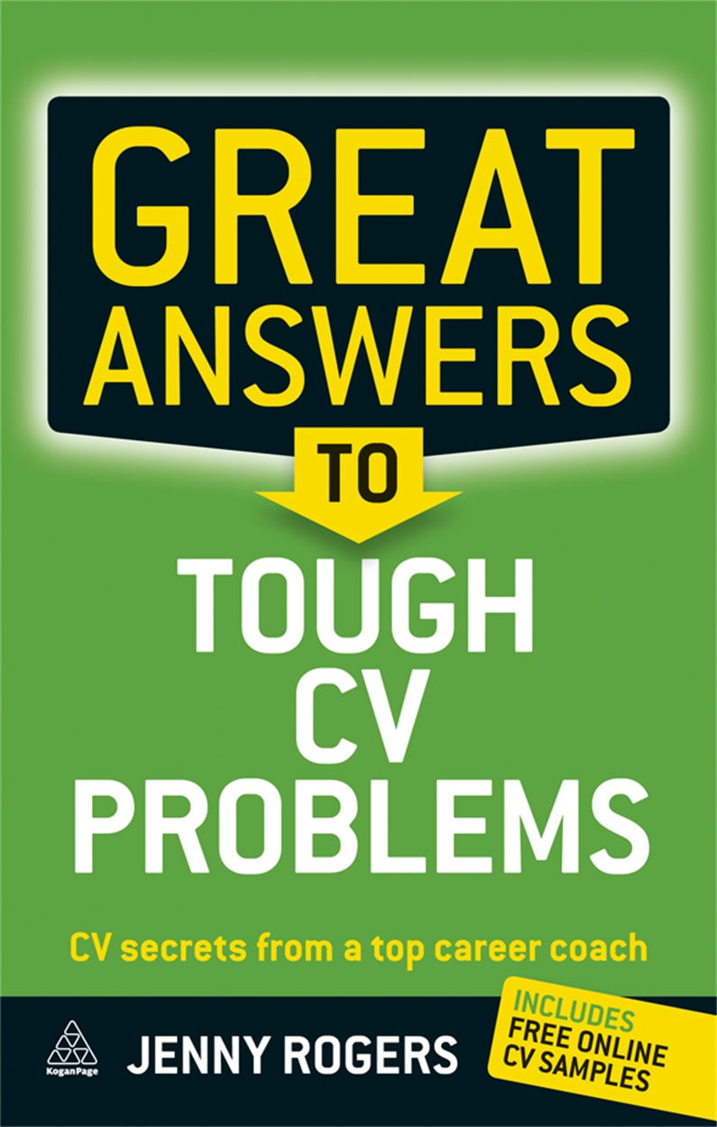 Great Answers to Tough CV Problems (9780749462802)