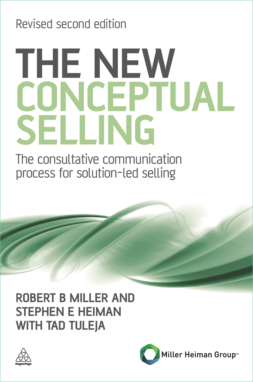 The New Conceptual Selling (9780749462918)
