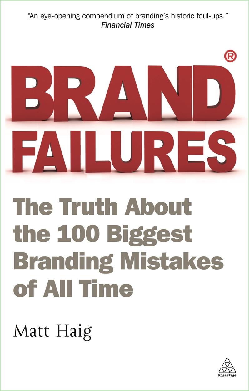 Brand Failures (9780749462994)