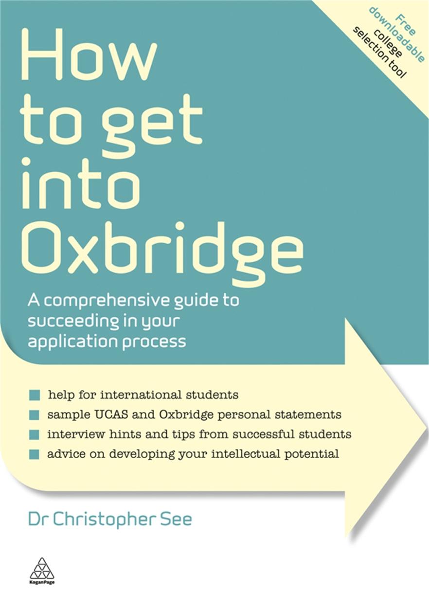 How to Get Into Oxbridge (9780749463274)