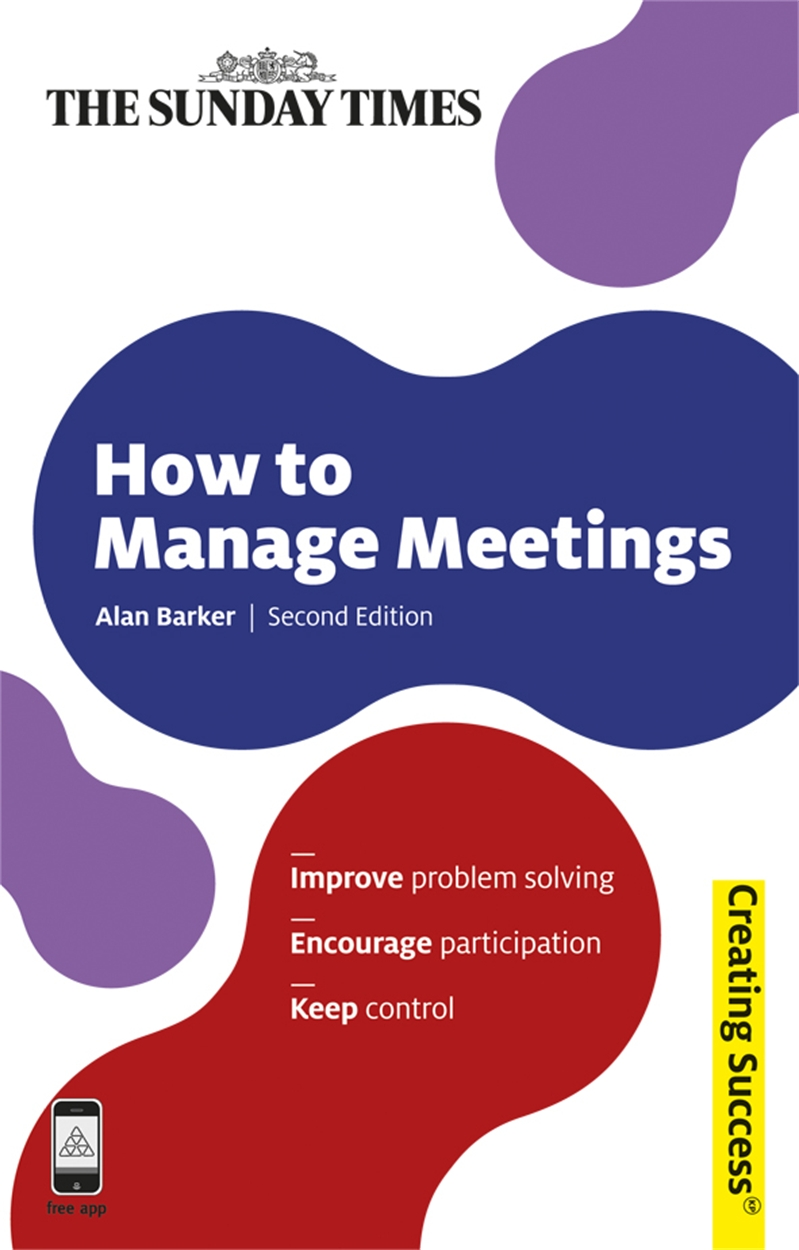 How to Manage Meetings (9780749463427)