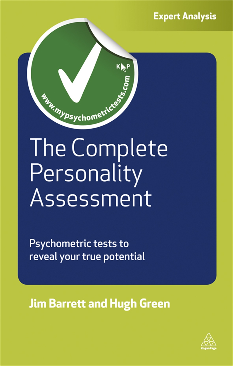 The Complete Personality Assessment (9780749463731)