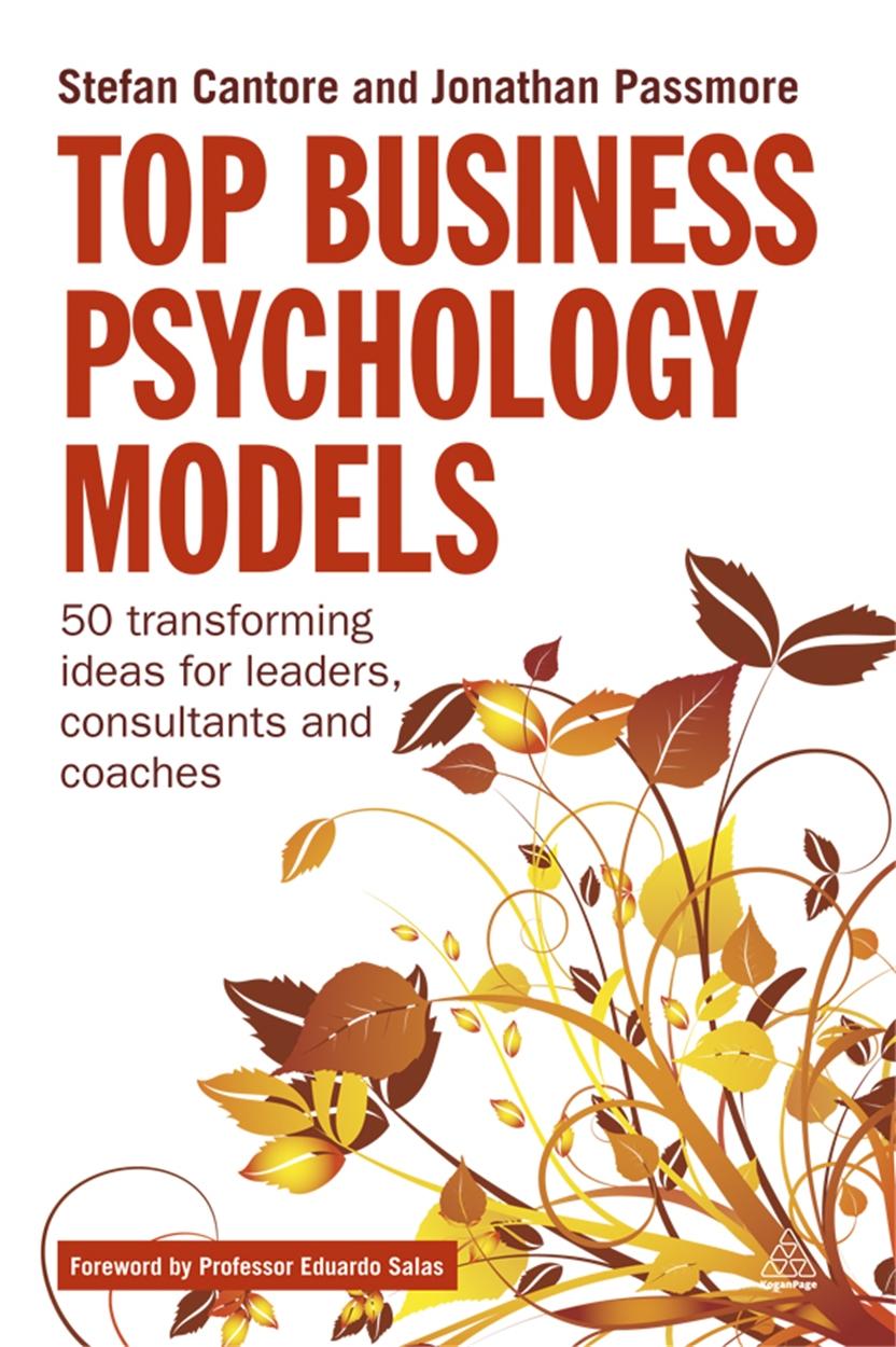 Top Business Psychology Models (9780749464653)