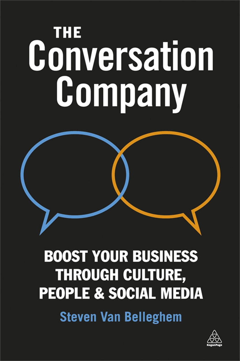 The Conversation Company (9780749464738)