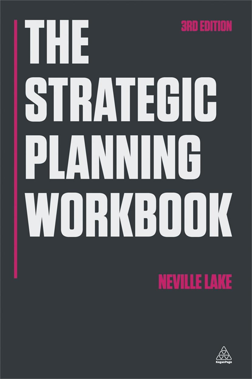 The Strategic Planning Workbook (9780749465001)