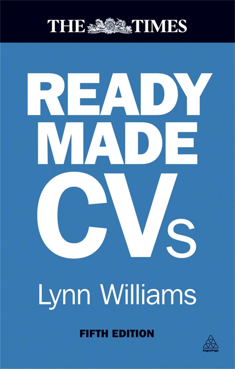 Readymade CVs (9780749465056)