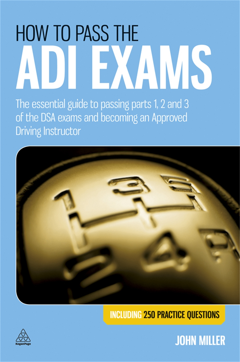How to Pass the ADI Exams (9780749465193)