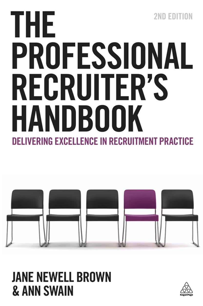 The Professional Recruiter's Handbook (9780749465414)