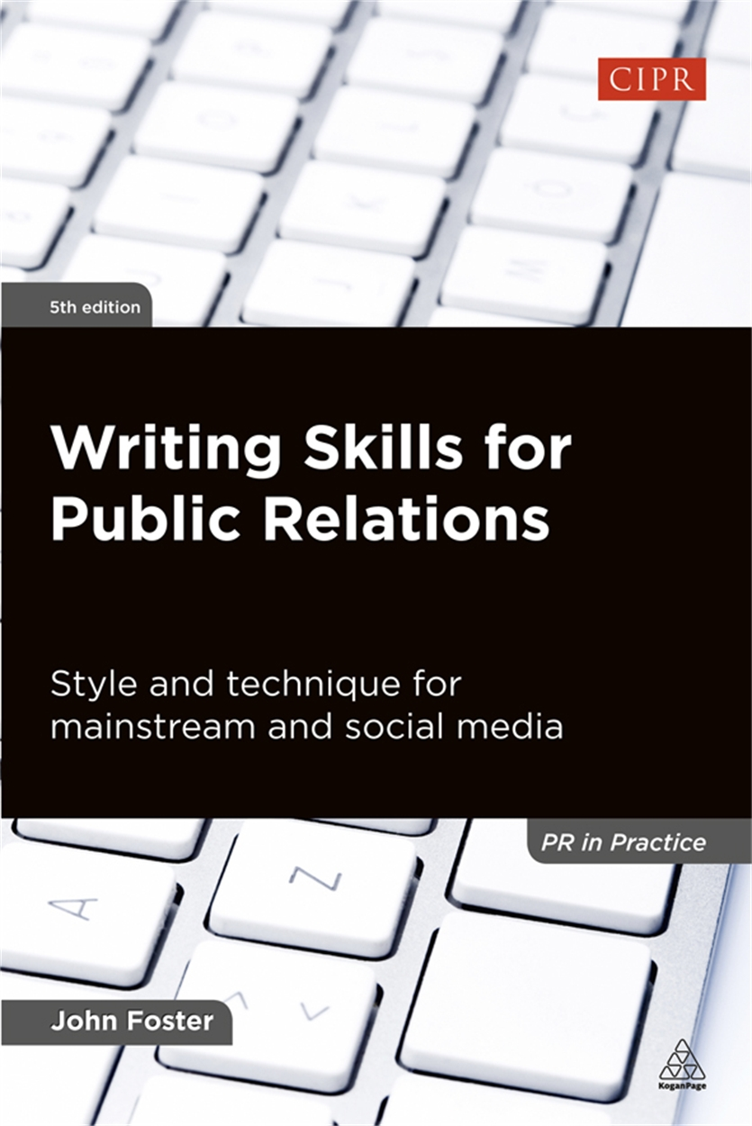 Writing skills for public relations 9780749465438 fandeluxe Images