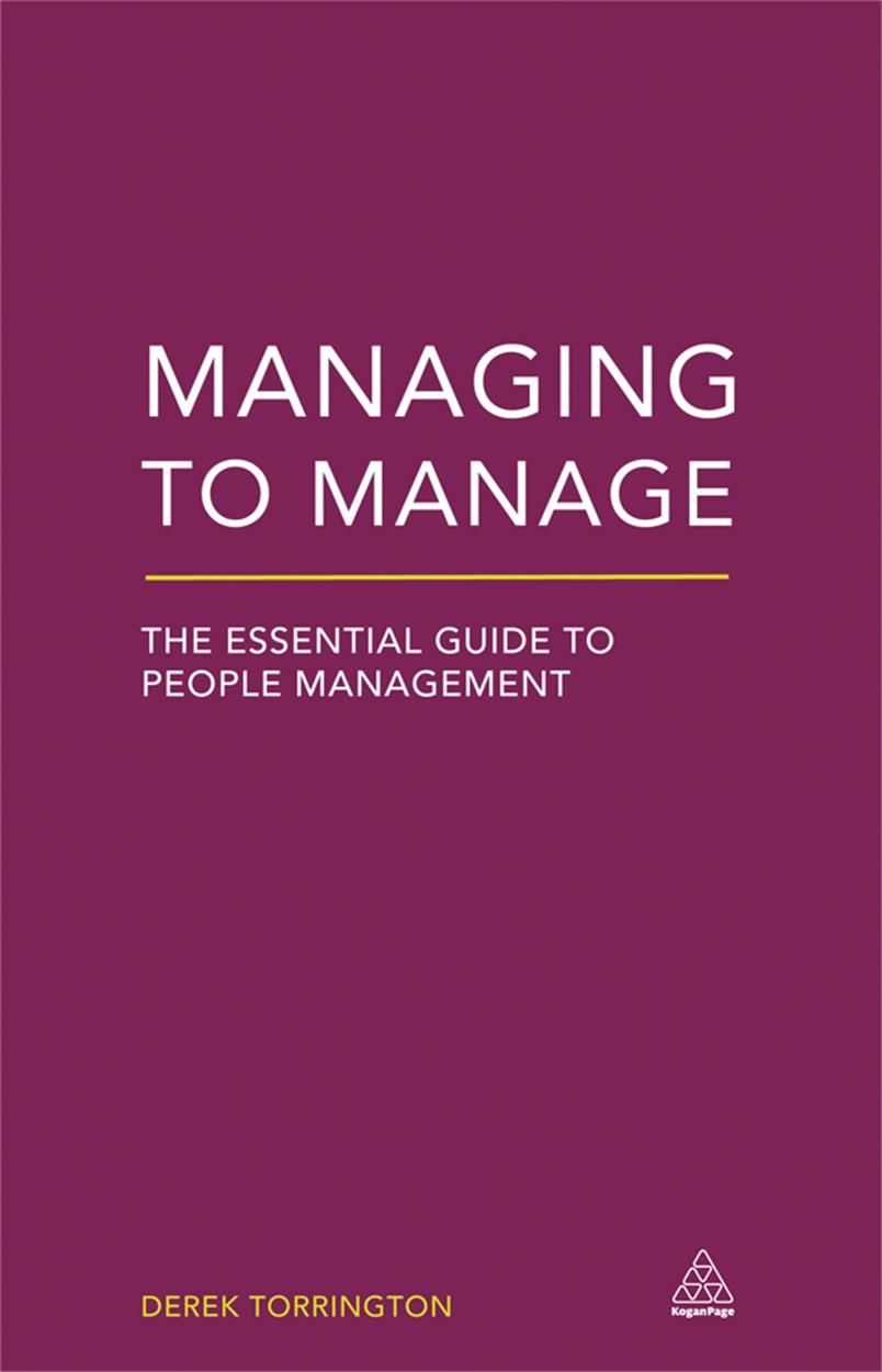 Managing to Manage (9780749466749)