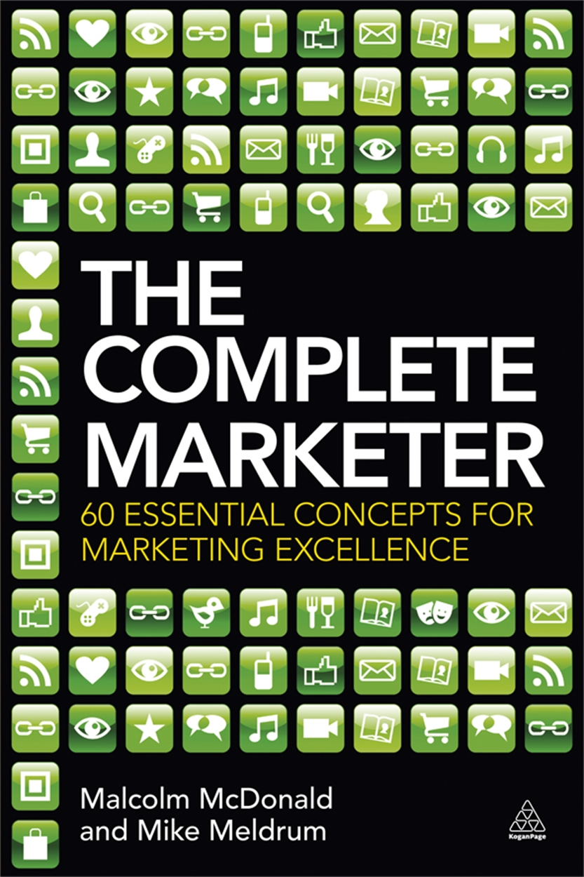 The Complete Marketer (9780749466763)
