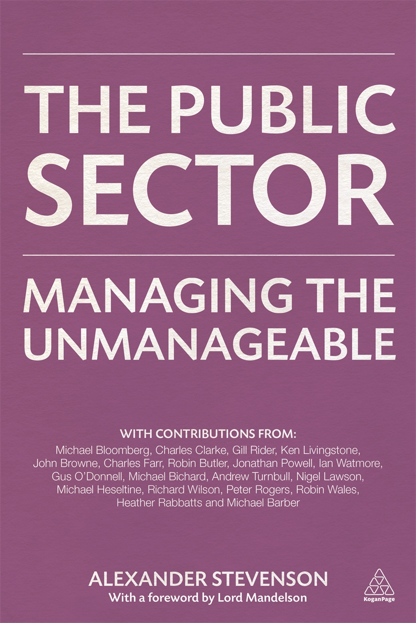 The Public Sector (9780749467777)