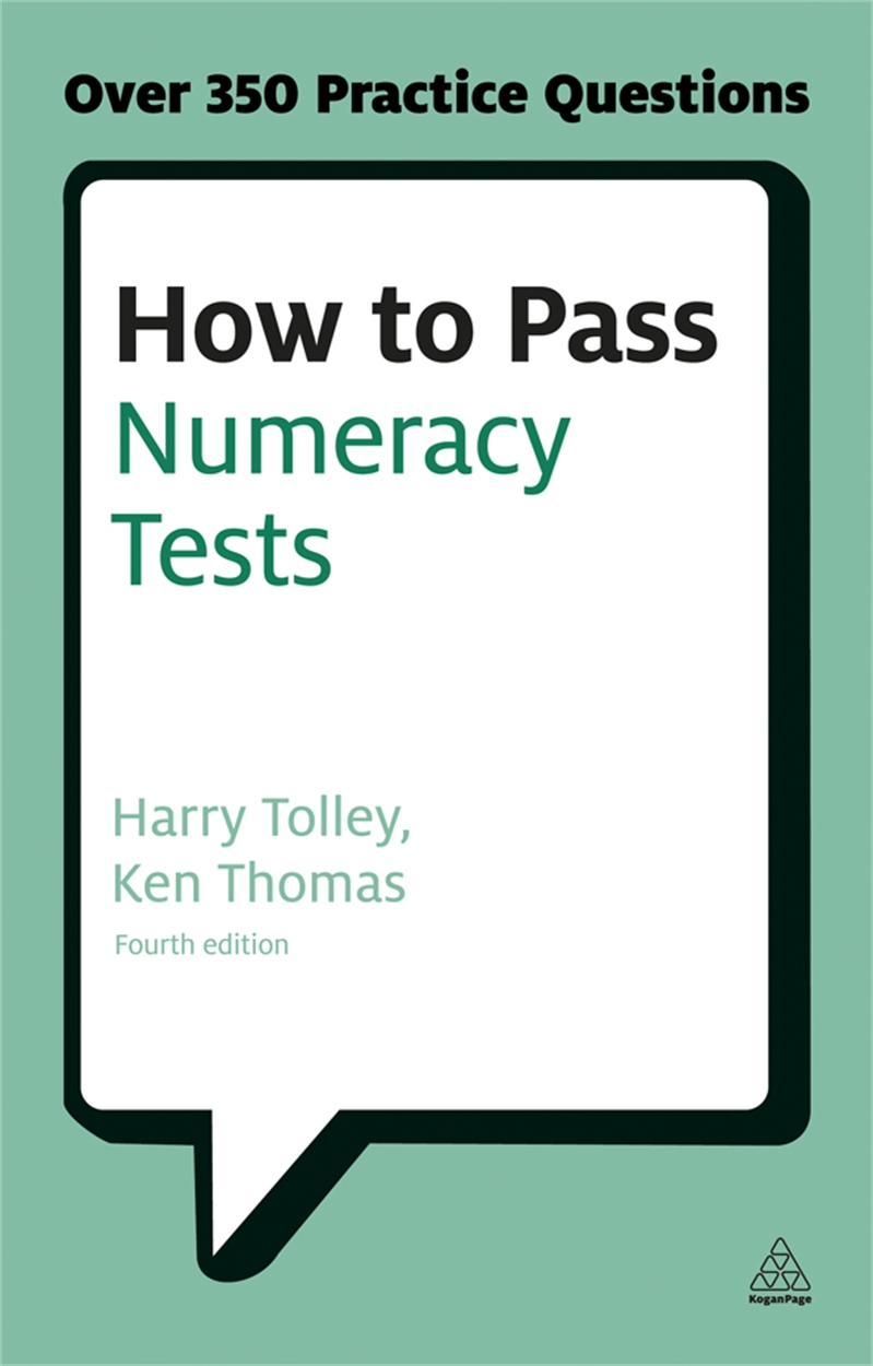 How to Pass Numeracy Tests (9780749467913)