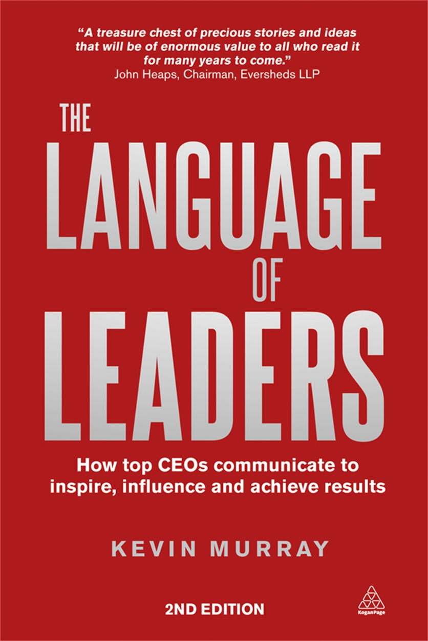 The Language of Leaders (9780749468125)