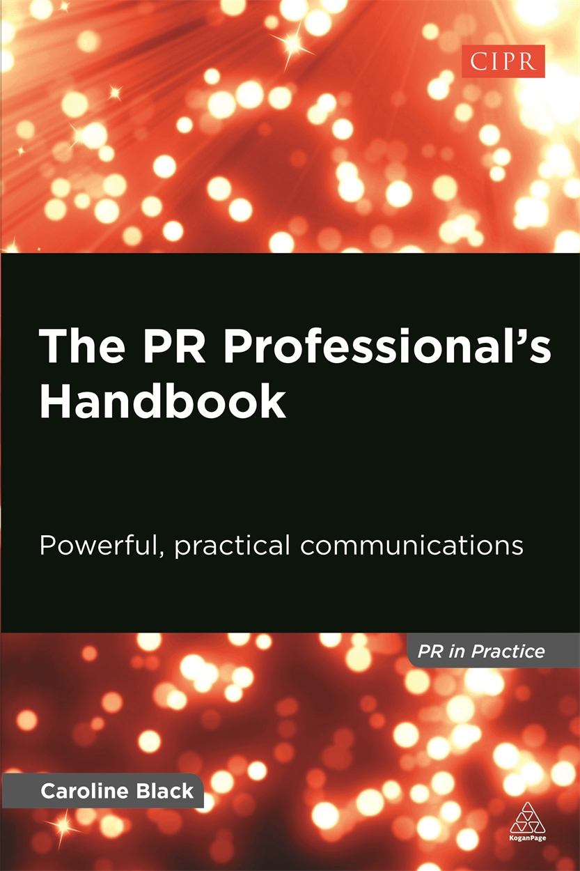 The PR Professional's Handbook (9780749468422)