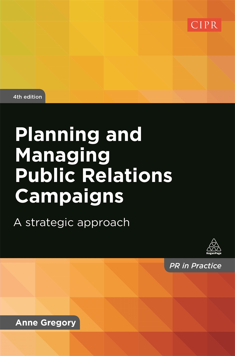 Planning and Managing Public Relations Campaigns (9780749468736)
