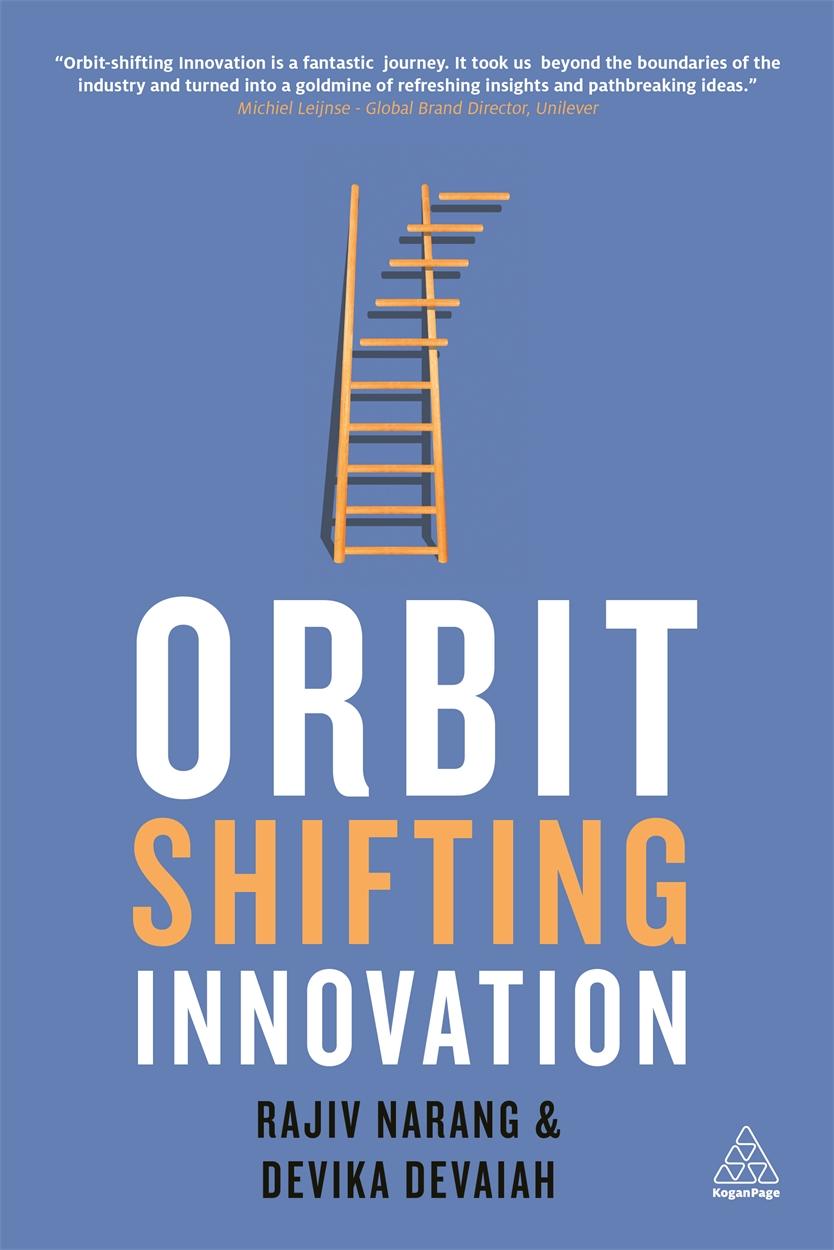 Orbit-Shifting Innovation (9780749468750)