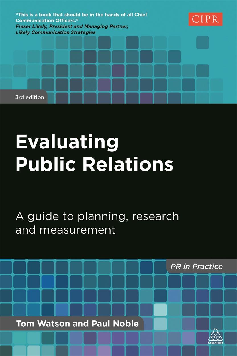 Evaluating Public Relations (9780749468897)