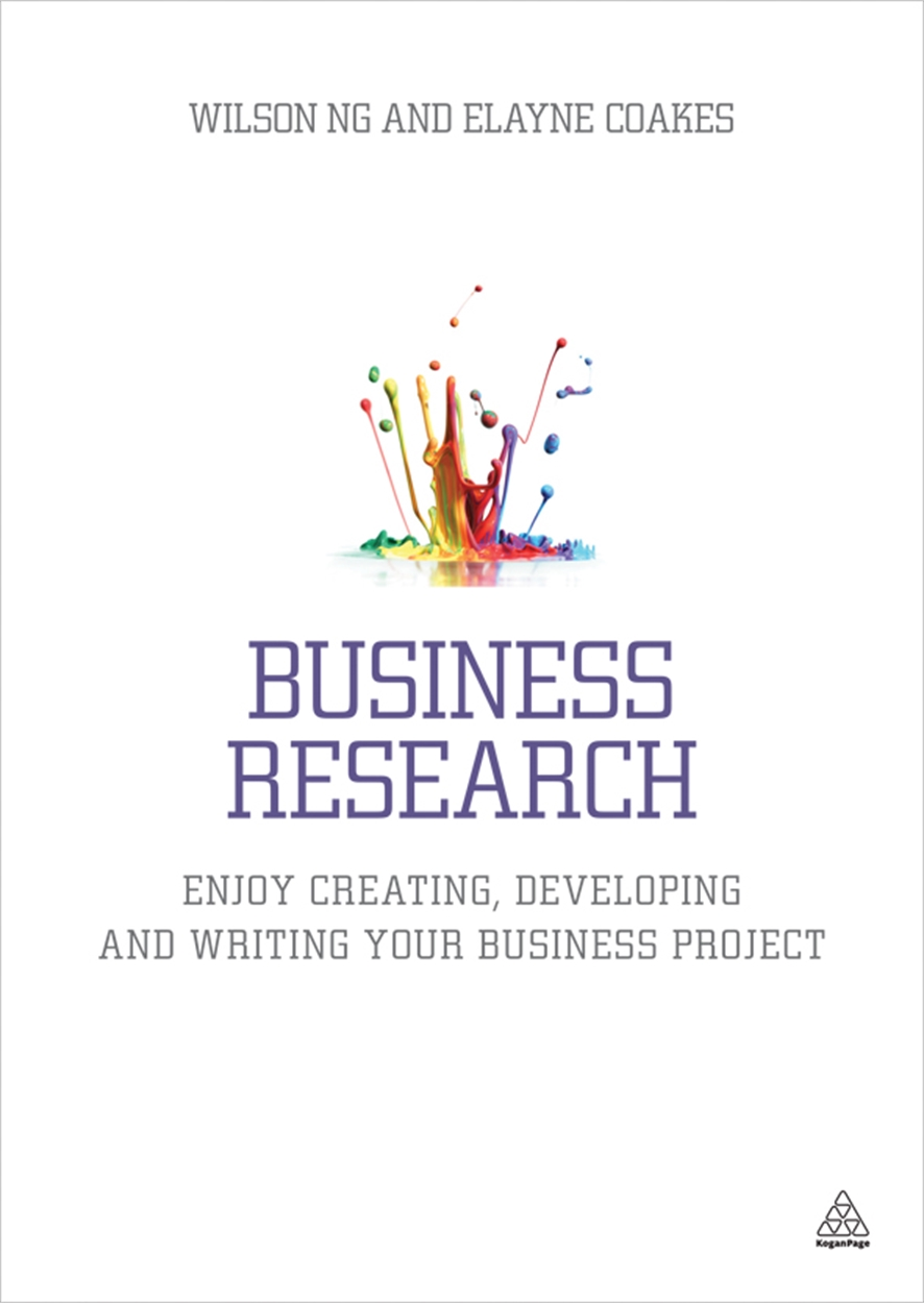 Business Research (9780749468958)