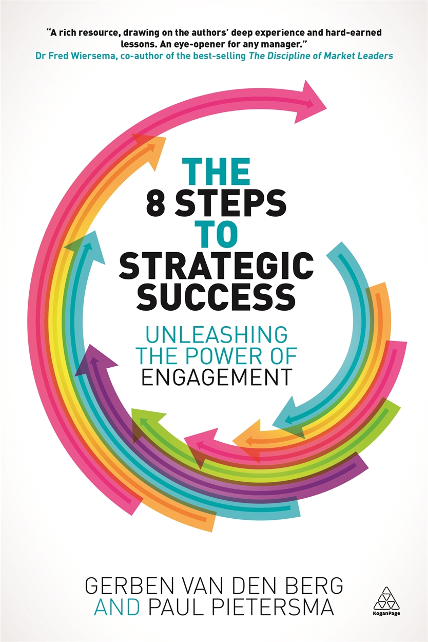 The 8 Steps to Strategic Success (9780749469191)