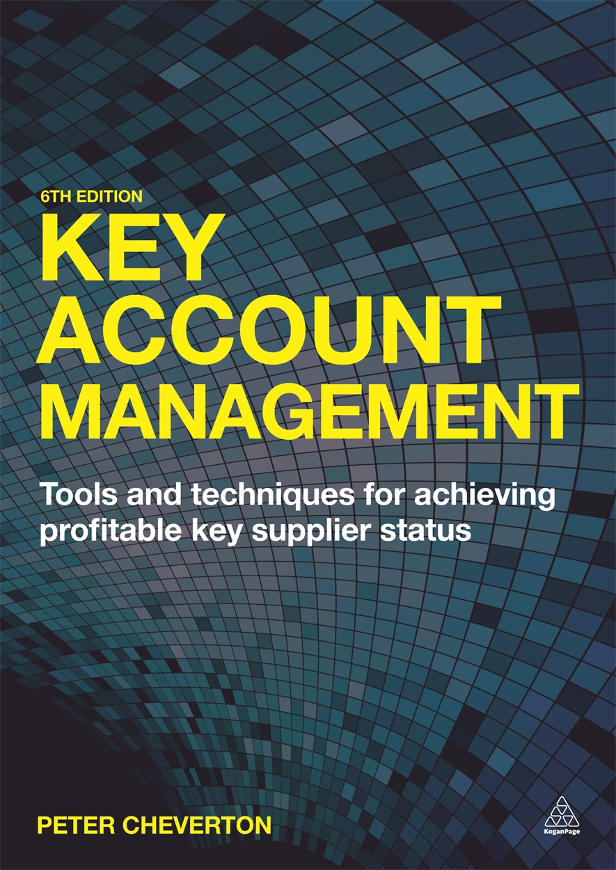 Key Account Management (9780749469405)