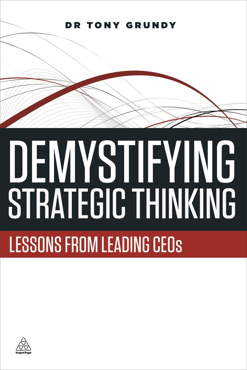 Demystifying Strategic Thinking (9780749469443)