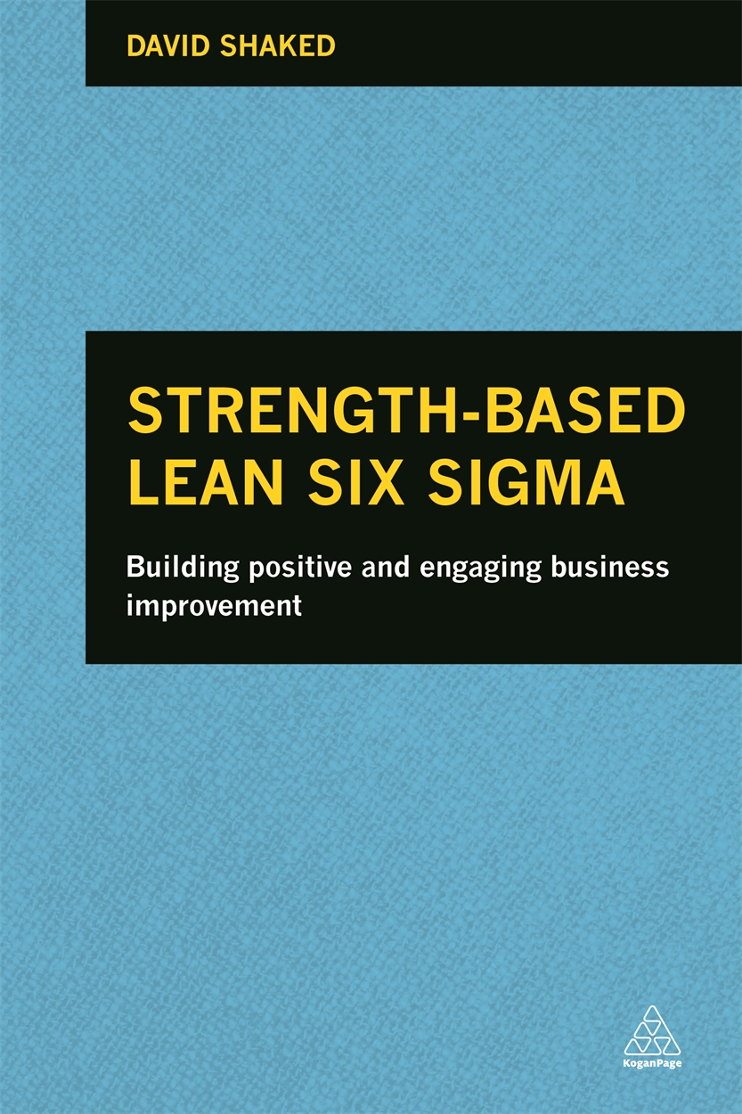 Strength-Based Lean Six Sigma (9780749469504)