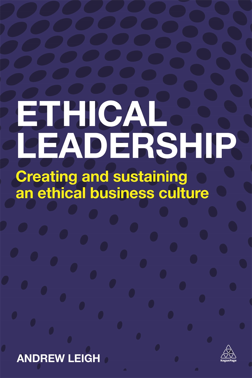 Ethical Leadership (9780749469566)