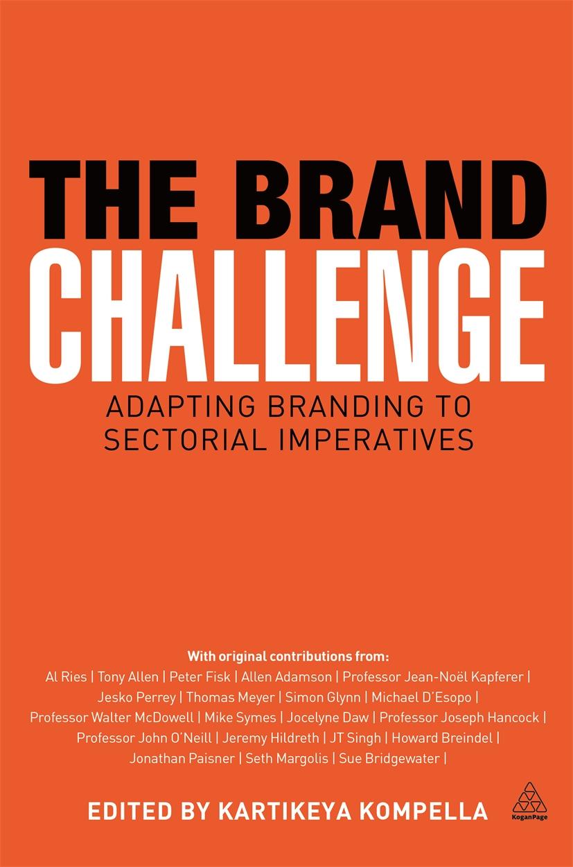The Brand Challenge (9780749470159)