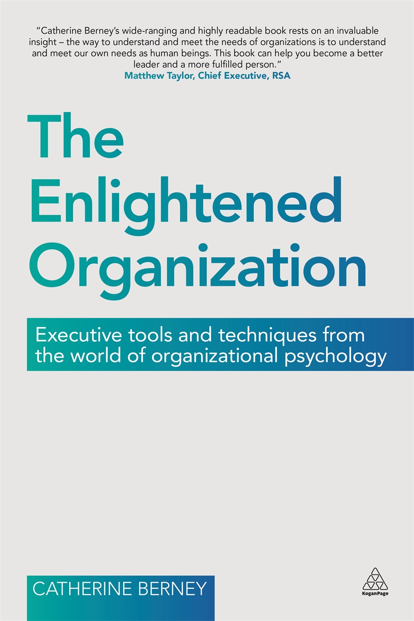 The Enlightened Organization (9780749470272)