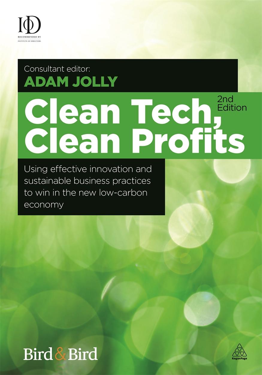 Clean Tech Clean Profits (9780749470418)