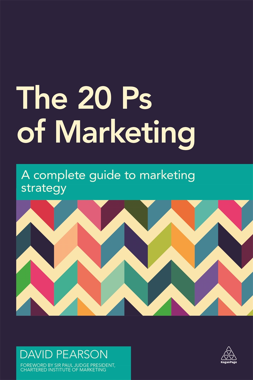 The 20 Ps of Marketing (9780749471064)