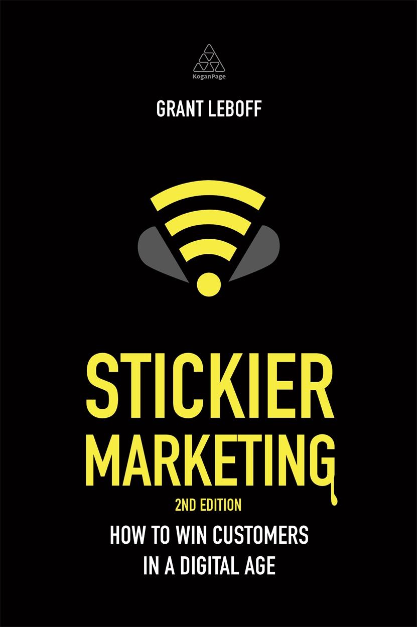 Stickier Marketing (9780749471088)