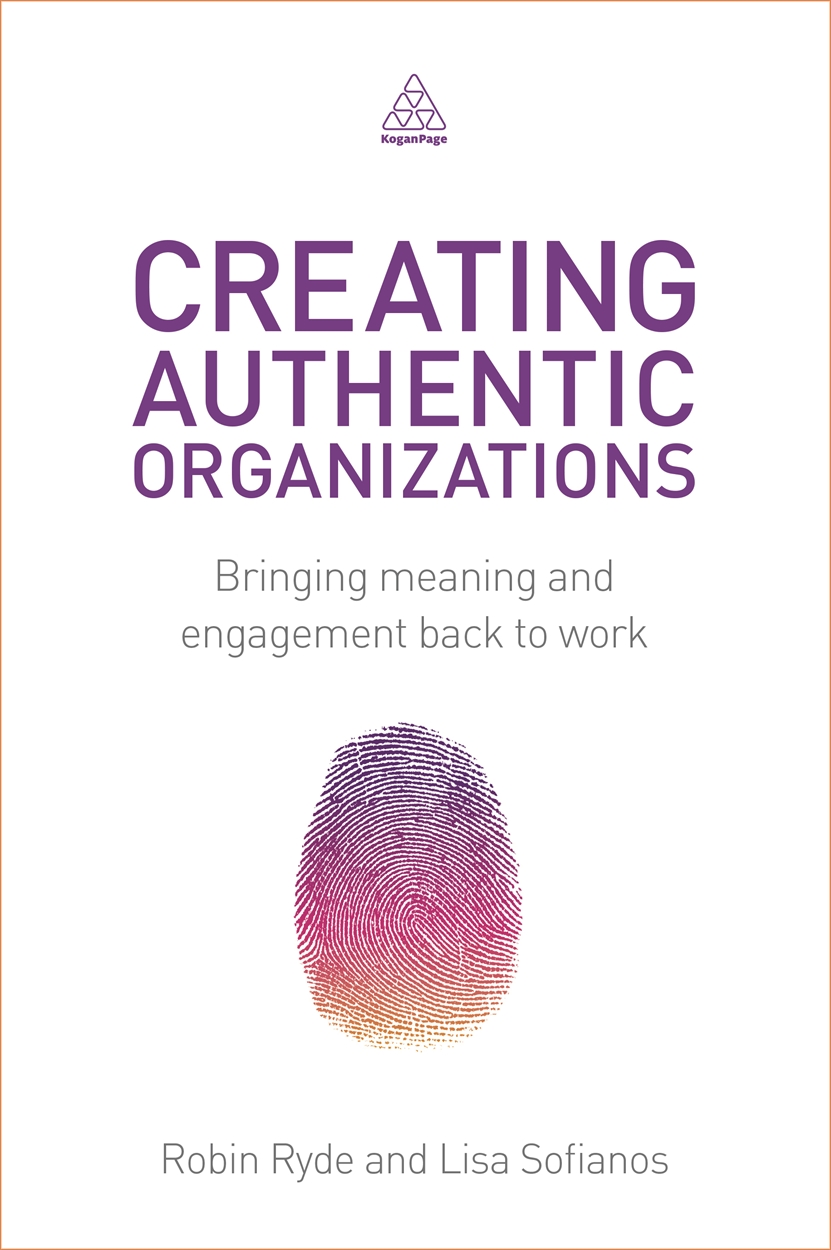 Creating Authentic Organizations (9780749471439)