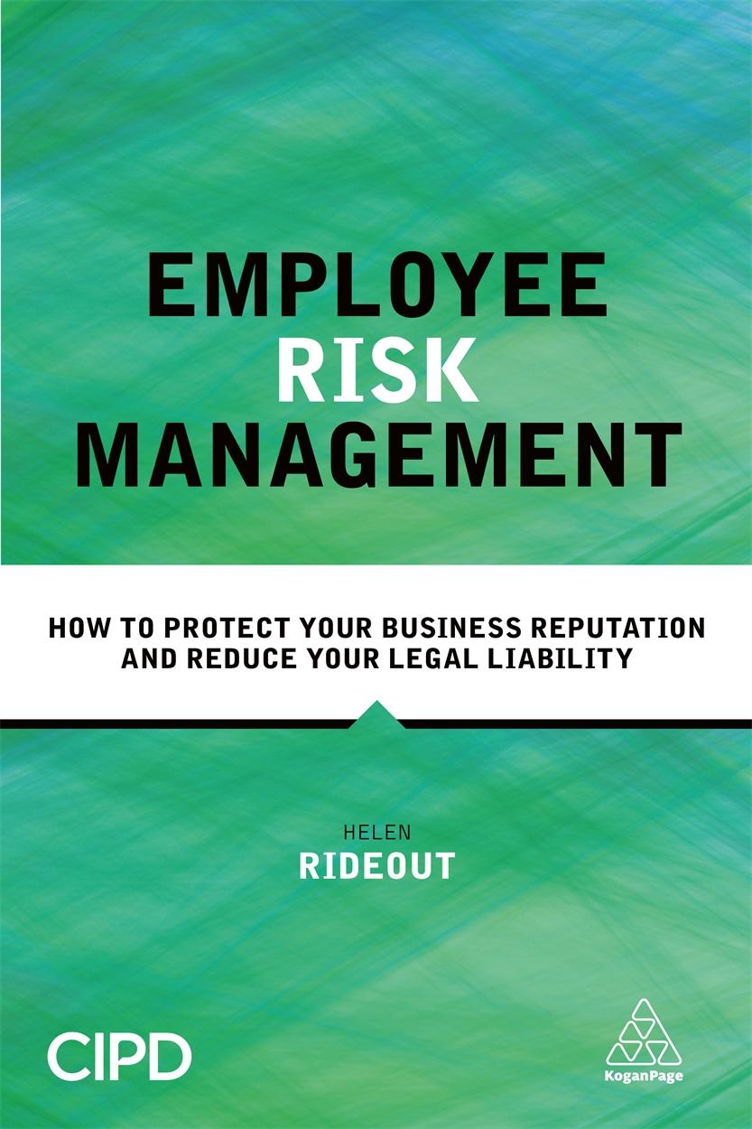 Employee Risk Management (9780749471606)