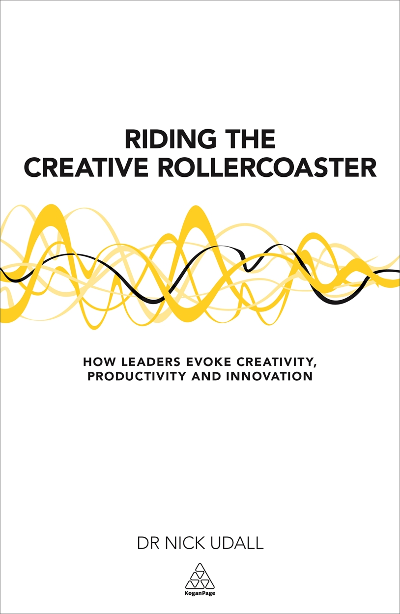 Riding the Creative Rollercoaster (9780749472139)