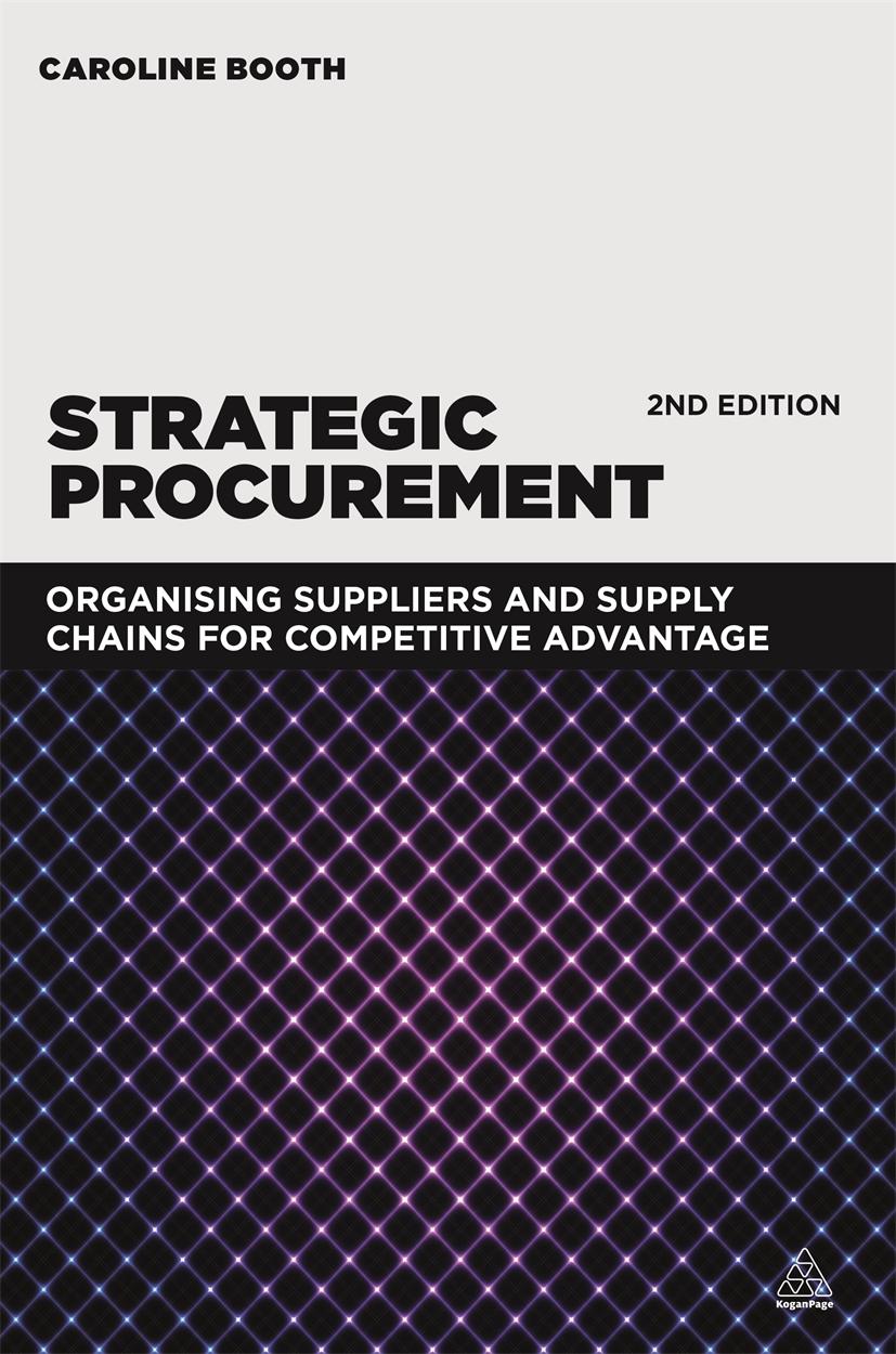 Strategic Procurement (9780749472283)