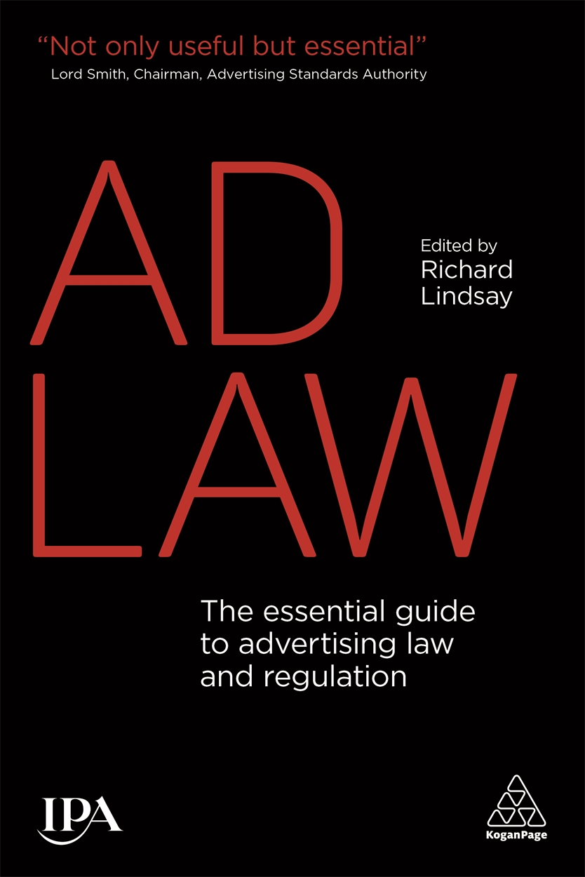 Ad Law (9780749472894)