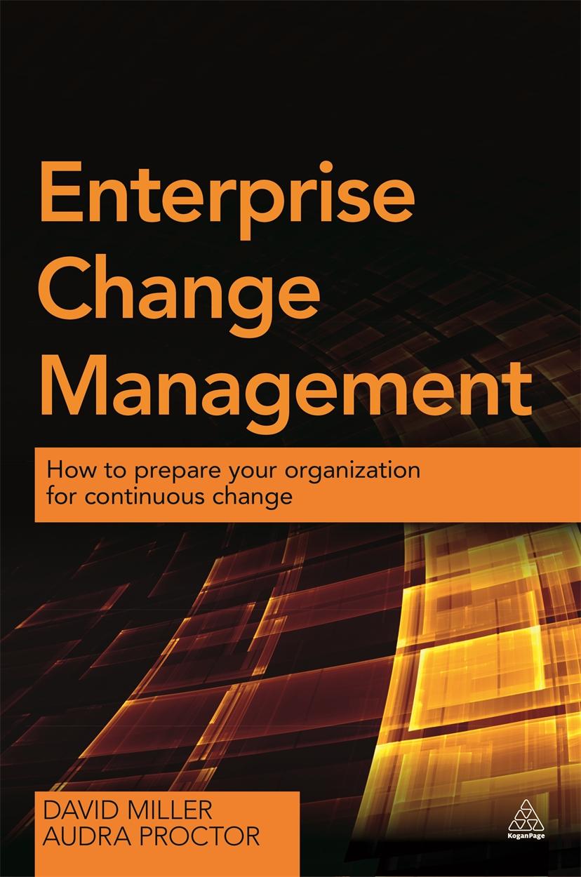 Enterprise Change Management (9780749473013)