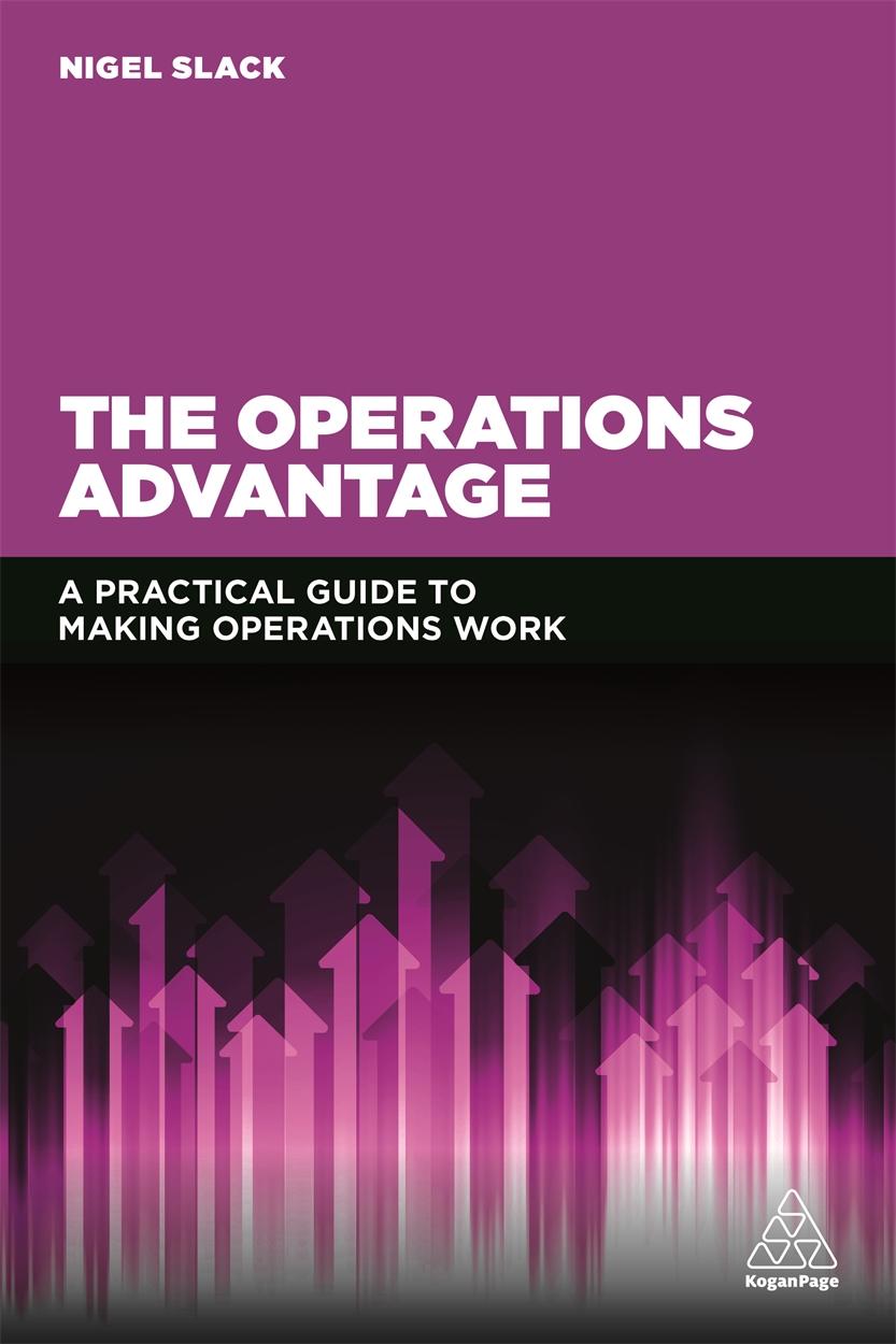 The Operations Advantage (9780749473549)