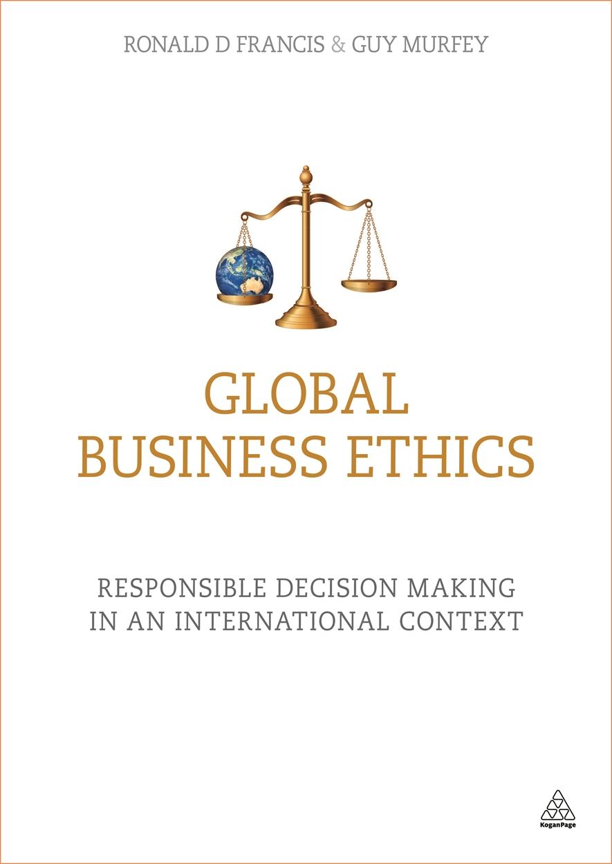 Global Business Ethics (9780749473952)