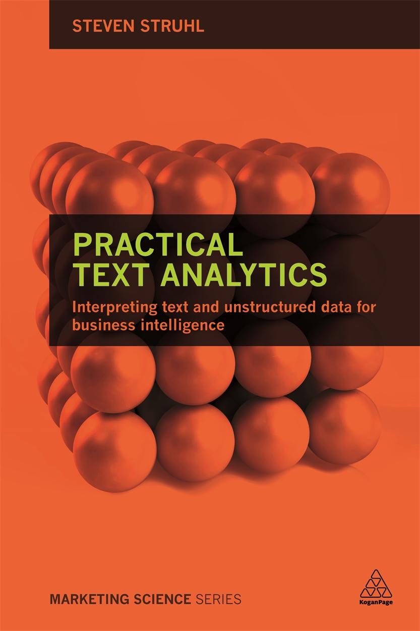 Practical Text Analytics (9780749474010)