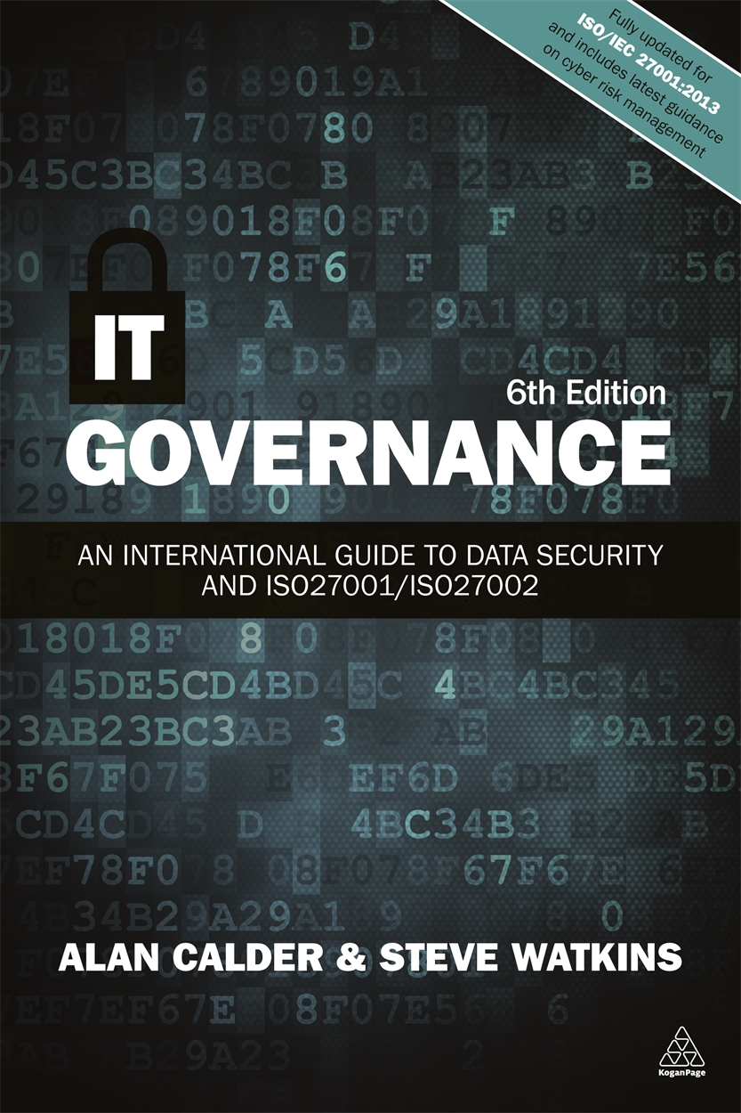 IT Governance (9780749474058)