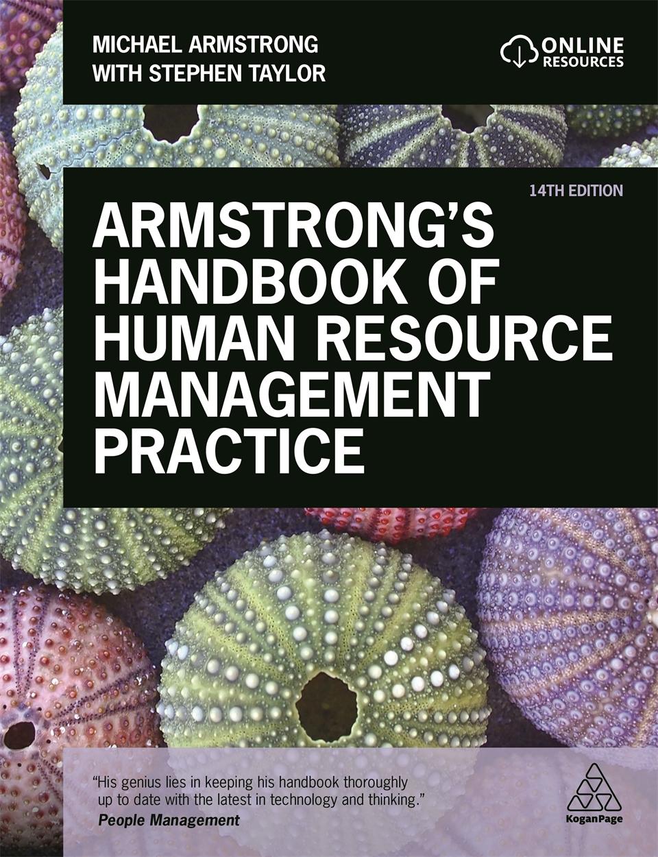 Armstrong's Handbook of Human Resource Management Practice (9780749474119)
