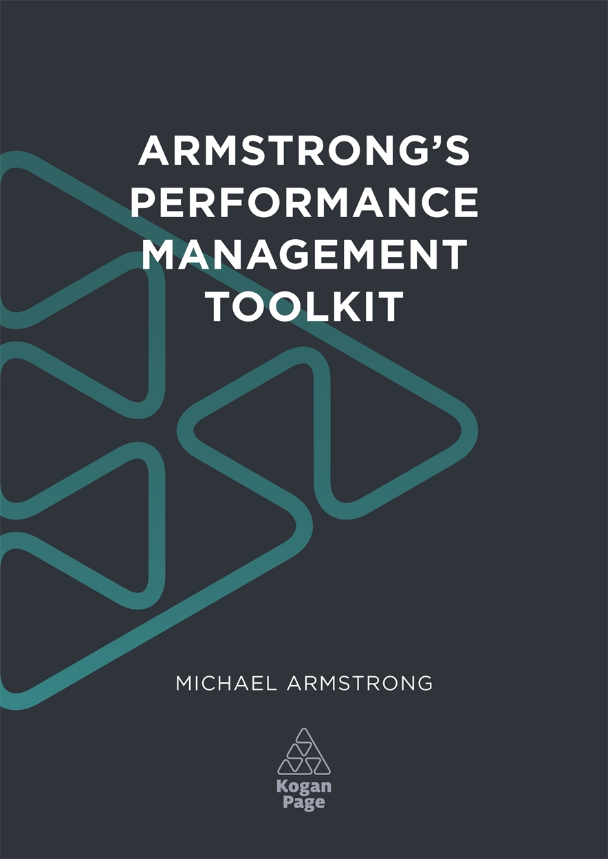 Armstrong's Performance Management Toolkit (9780749474218)