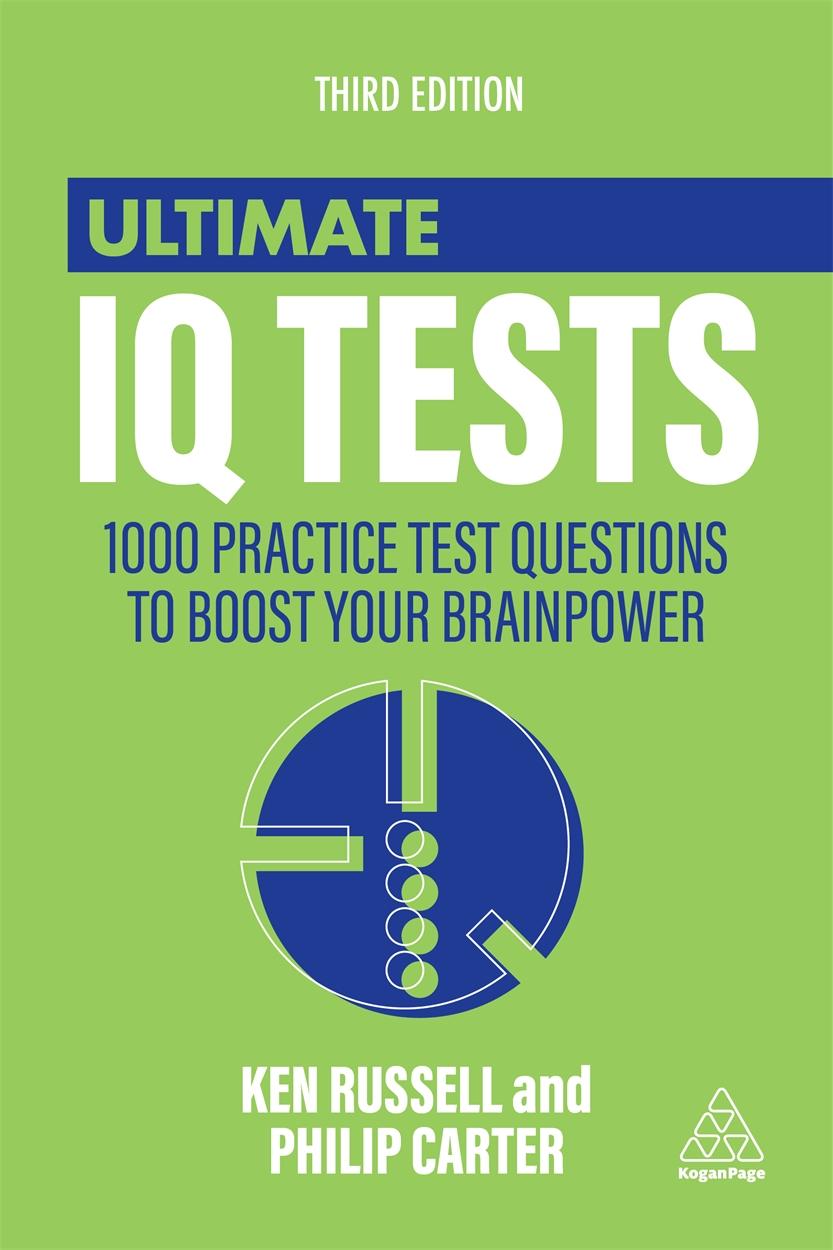 Ultimate IQ Tests (9780749474300)