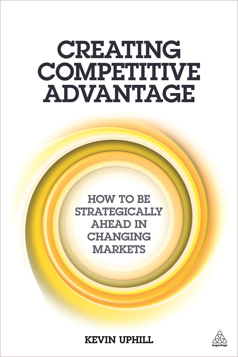 Creating Competitive Advantage (9780749474393)