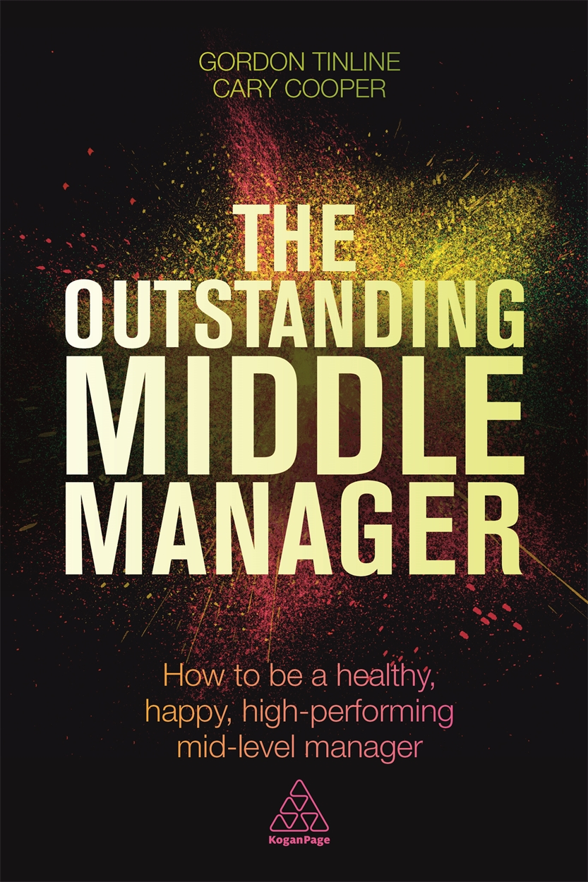 The Outstanding Middle Manager (9780749474669)